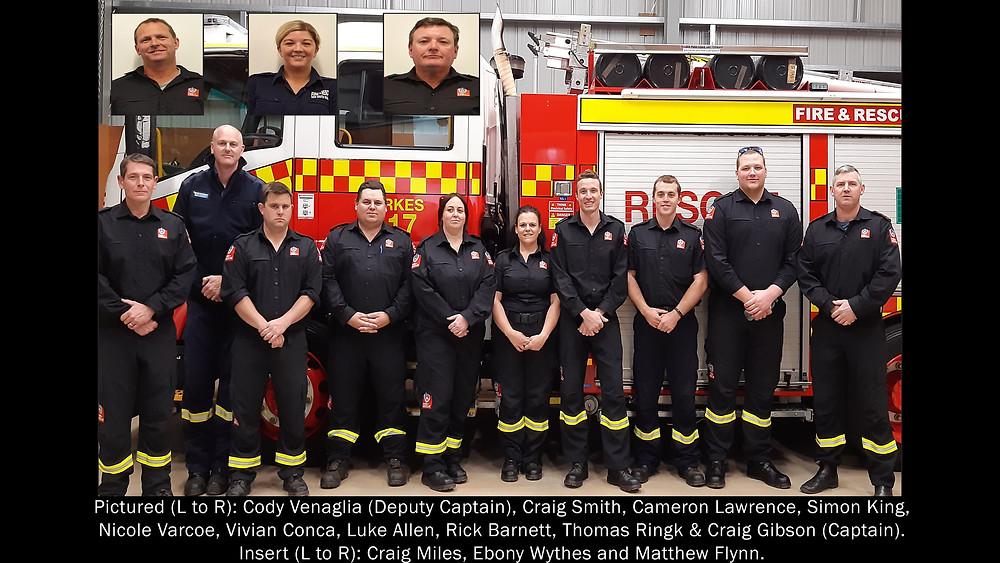 Parkes Fire Brigade, 2020