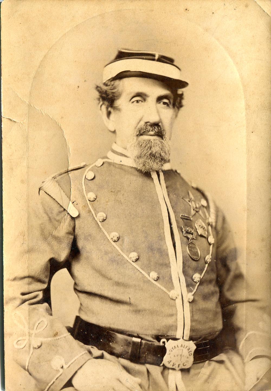 Andrew Torning, c. 1880