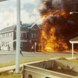 The Fiery Tale of Hornsby Fire Station