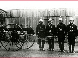 Station Focus: No. 57 Wentworthville Fire Brigade (1920-2020)