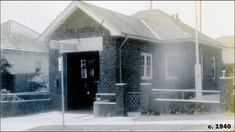 Wentworthville Fire Station, c. 1940