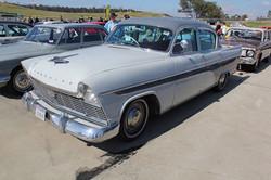 Grey Chrysler