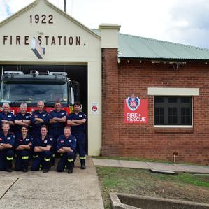 Station Focus: No. 429 Quirindi Fire Brigade (1920-2020)