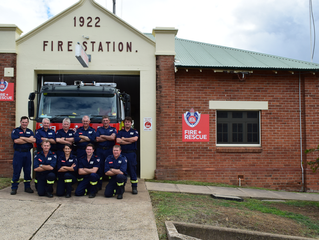 Station Focus: No. 429 Quirindi Fire Brigade (1920-2020)
