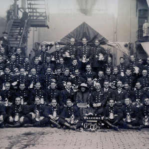 History Week Feature Blog: The Link between the NSW Fire Brigade and the Military