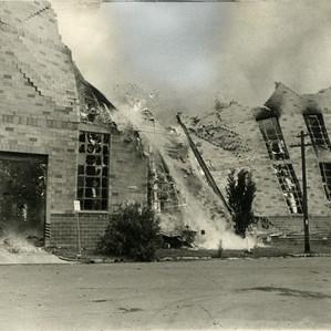 50 Years Ago - John Fairfax & Sons Major Fire (9.2.1971)