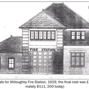 Station Focus: No. 40 Willoughby Fire Brigade (1905-2015)