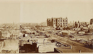 150 Years Since the Great Chicago Fire (8-10 October 1871)