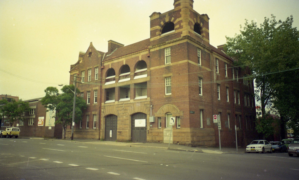 Pyrmont Fire Station closed, c. 1997