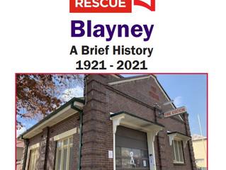Station Focus: No. 227 Blayney (1921 - 2021)