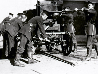 Special Edition History Week Blog! From the Ground Up - Sydney's Earliest Fire Protection