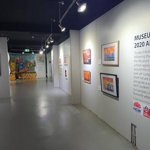 Museum of Fire 2020 Art Prize Winner's Announced
