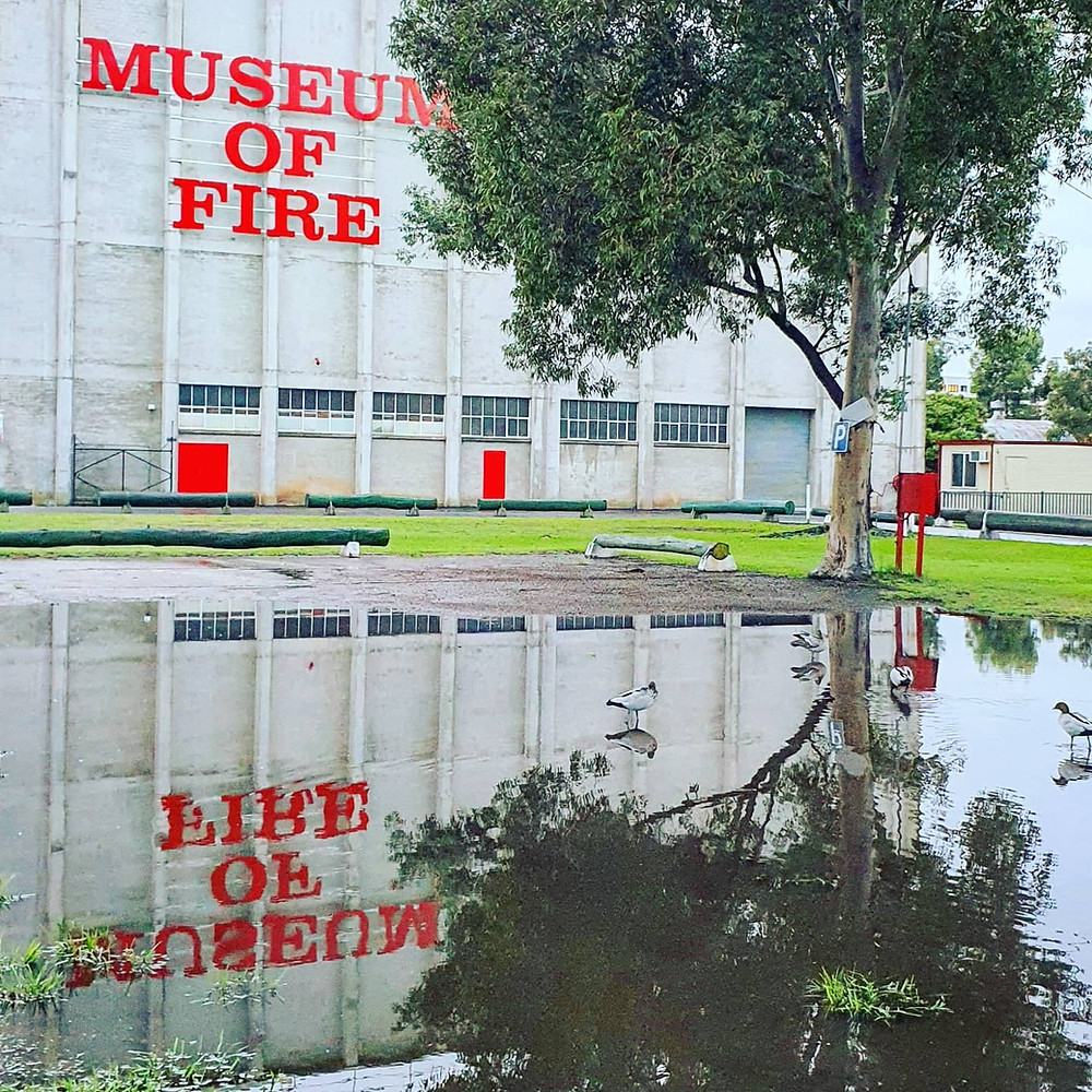 A very met Museum of Fire (March 2021)