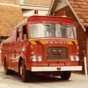 The History of the Dennis F44 (Motor Engine No. 407)