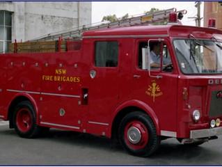 """The 1971 Dennis D600 (Mk 2) Pumper - Motor Engine 450 """"The JAG"""""""