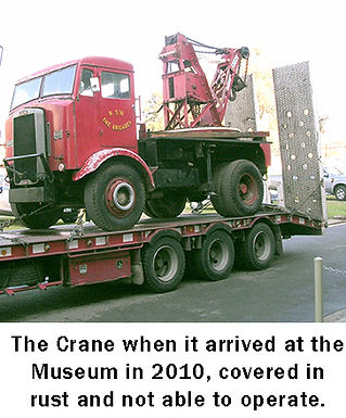 Crane upon Arrival 2010.jpg