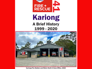 Station Focus: No. 341 Kariong (1999-2020)