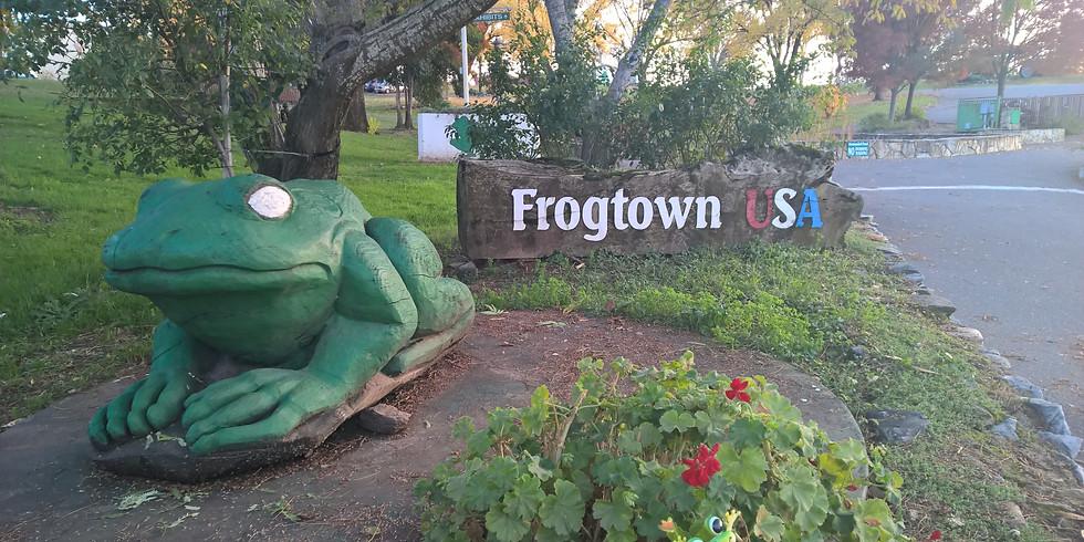 Calaveras County Fair-Republican Booth