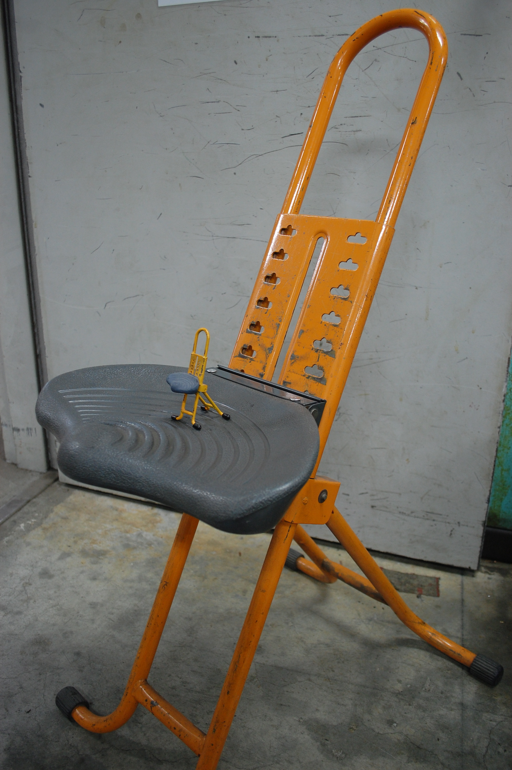 M.A.S. 作業イス(Working Chair)
