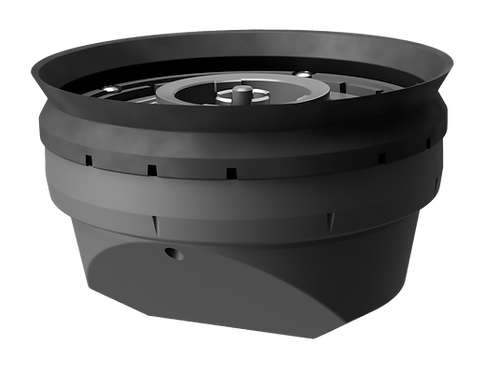 Dynamic Street Light Radar Sensor