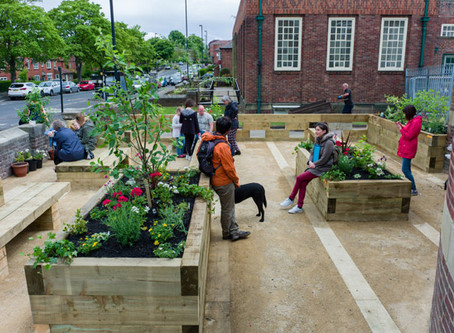 """Greening"" our Urban Spaces"