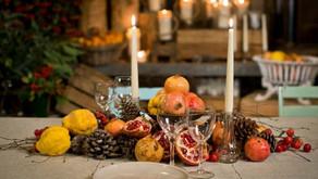 Decora tu boda con fruta