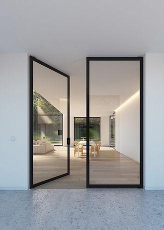 Double_glass_pivot_door_-_Portapivot_653