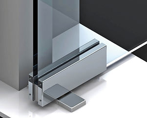 UNICA Pivot Glass Door