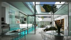 In Walls - Aluminum Structure