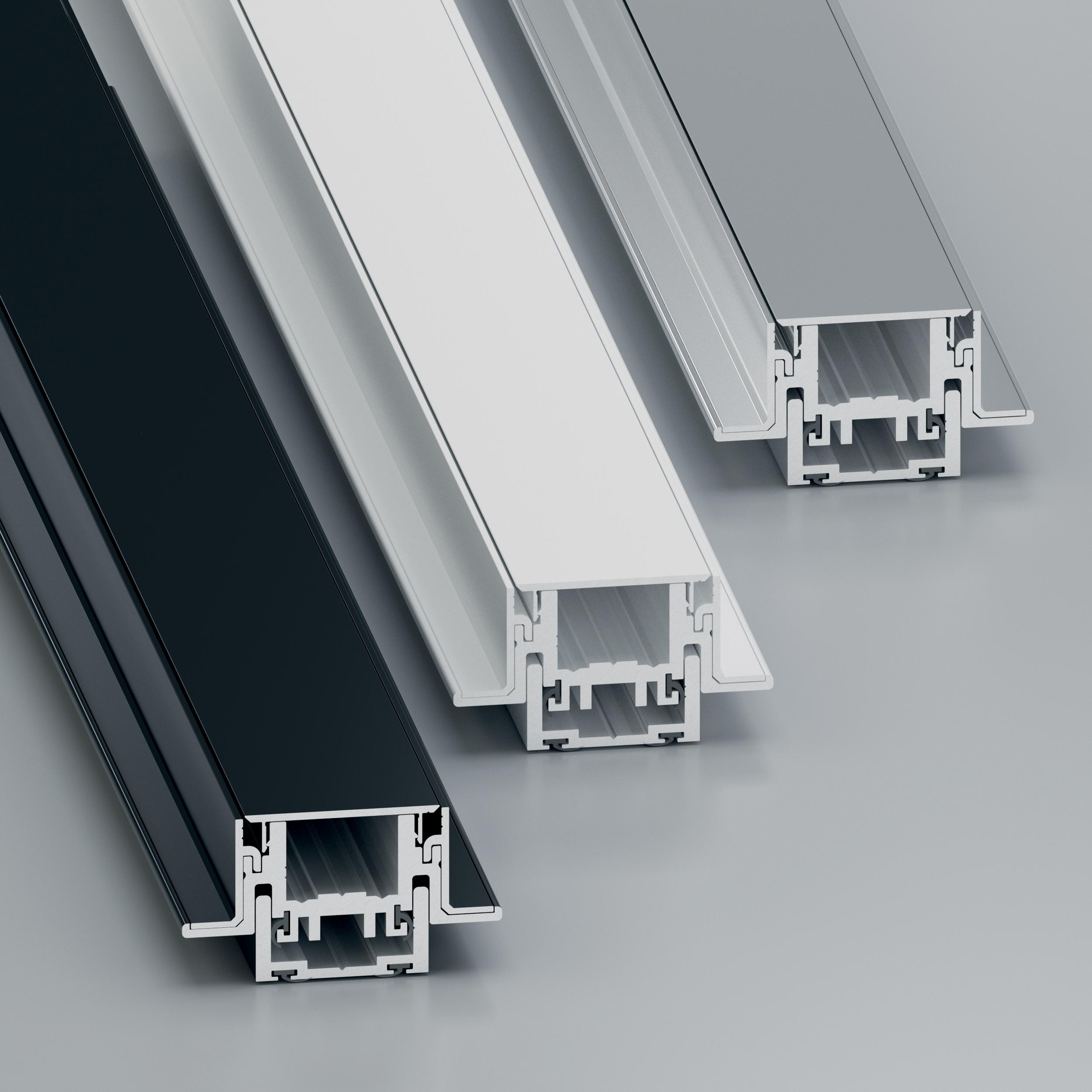 Sound Control Aluminum Profile