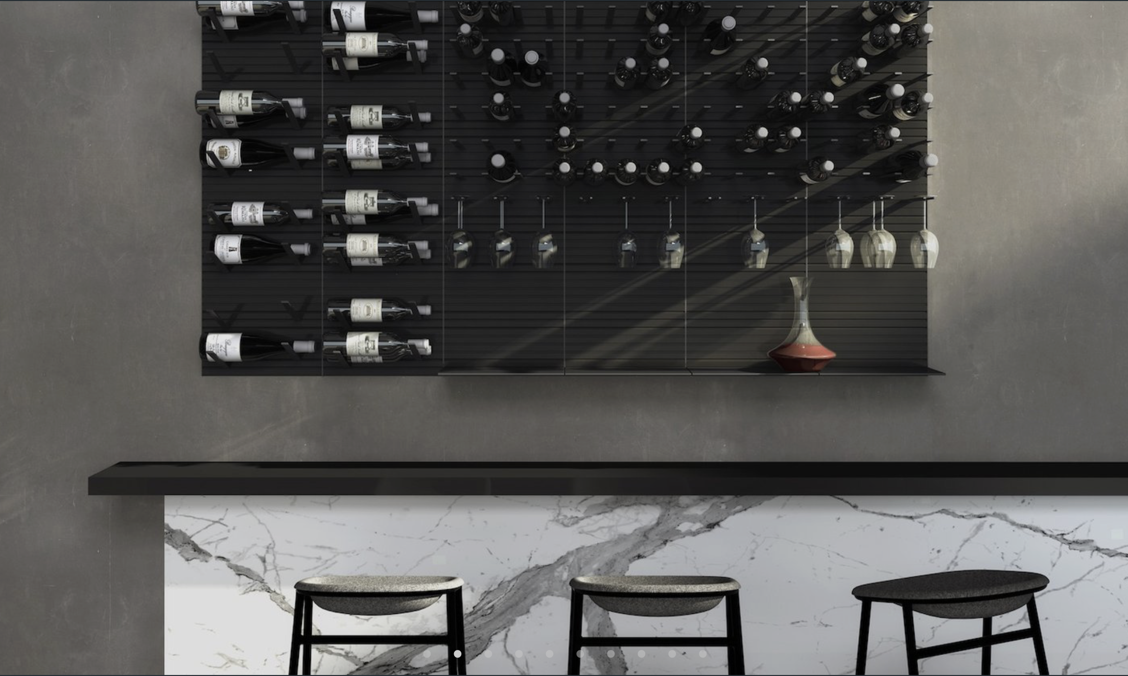 Bar Wall Wine Cellar