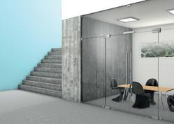 Office Electromagnetic Lock
