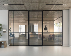 French Style Partition