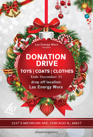 Coat, Toy, and Clothes Drive