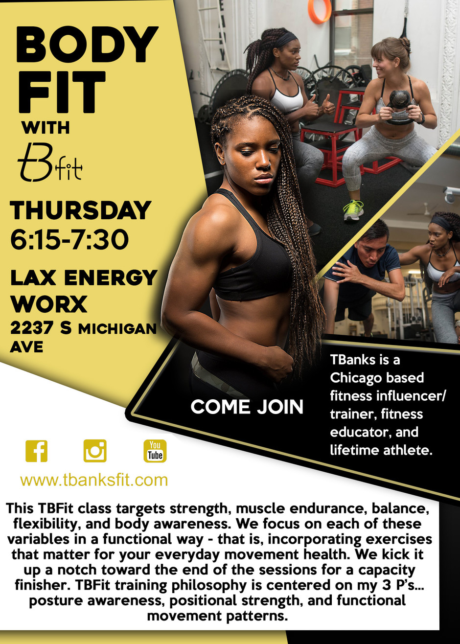 Body Fit at Lax Energy Worx
