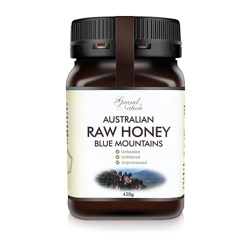 Australian Blue Mountains Raw Honey 430g