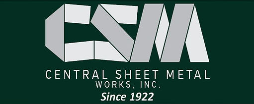 Central Sheet Metal Works, HVAC Contractor, Custom Metal Fabrication