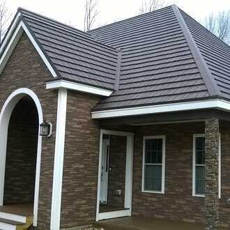 rustic-shake-metal-roof-project