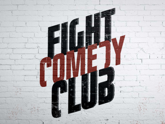 Logo du spectacle Fight Comedy Club