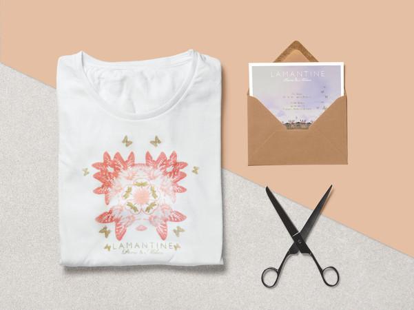 Imprimé tee-shirt