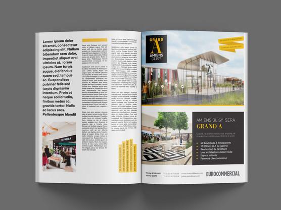 Publicité magazine spécialisé