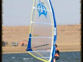 Windsurfing at TCC