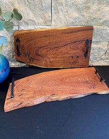 Custom Wooden Tray