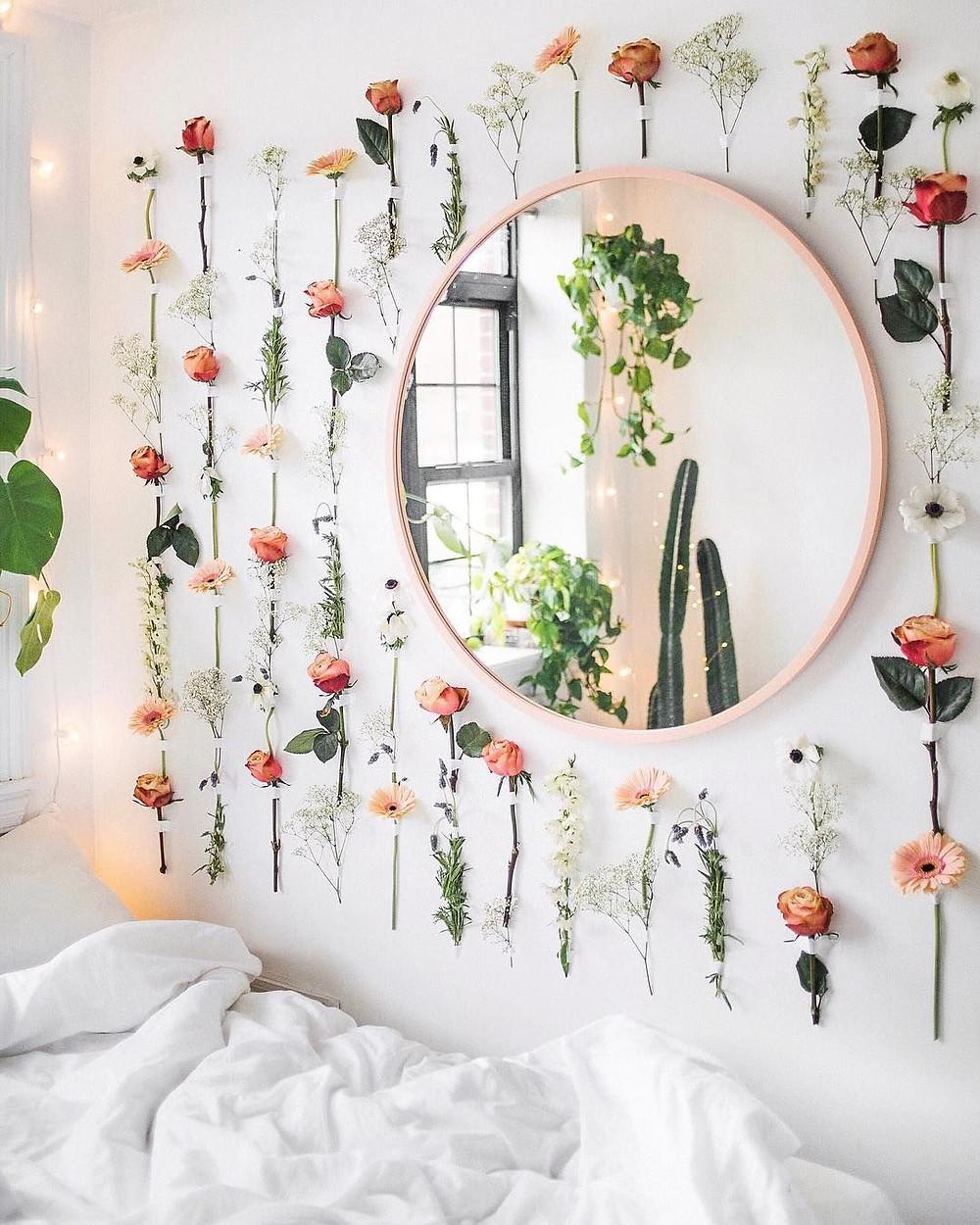 PRETTY GIRLY BEDROOM IDEAS