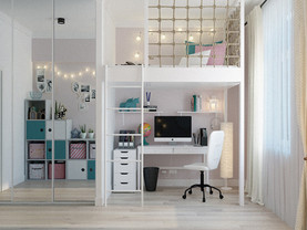 Extreme Small Pretty Girly Bedroom Makeover Ideas
