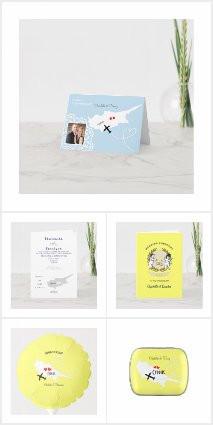 Weddings Abroad Destination Cyprus Matching Set