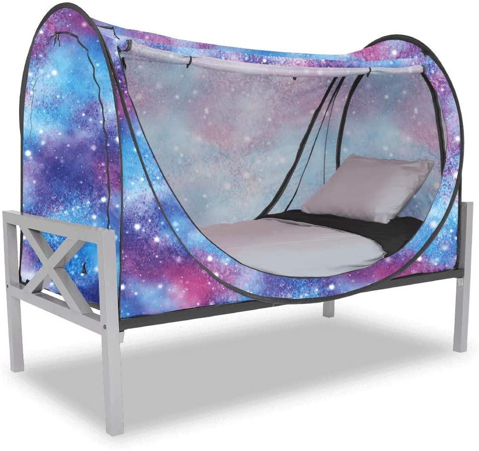 space bedroom tent