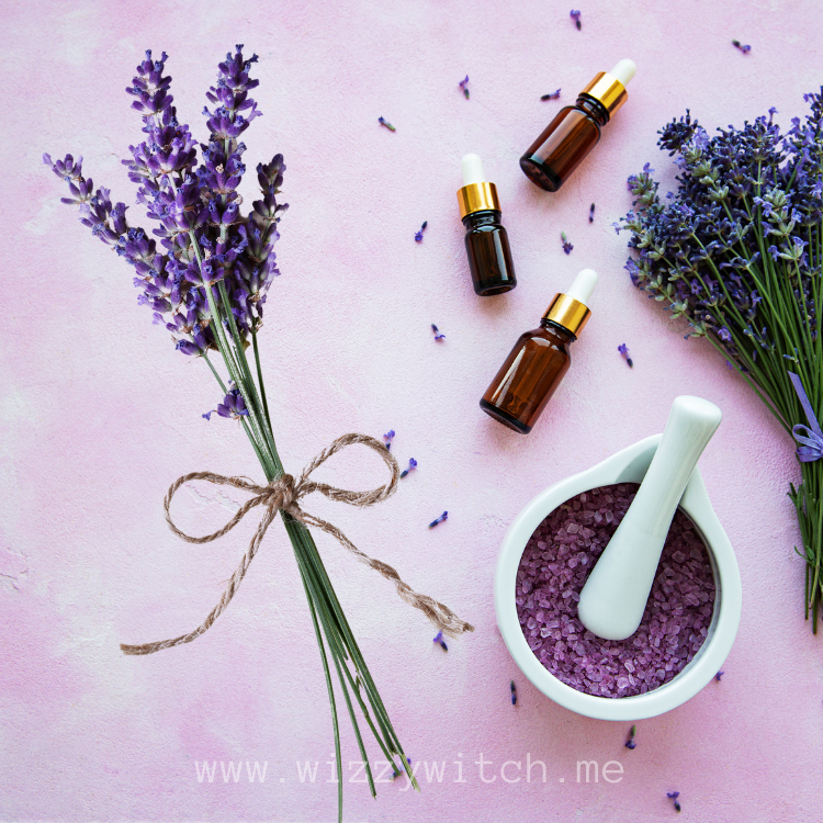 Rosehip and Lavender Oil