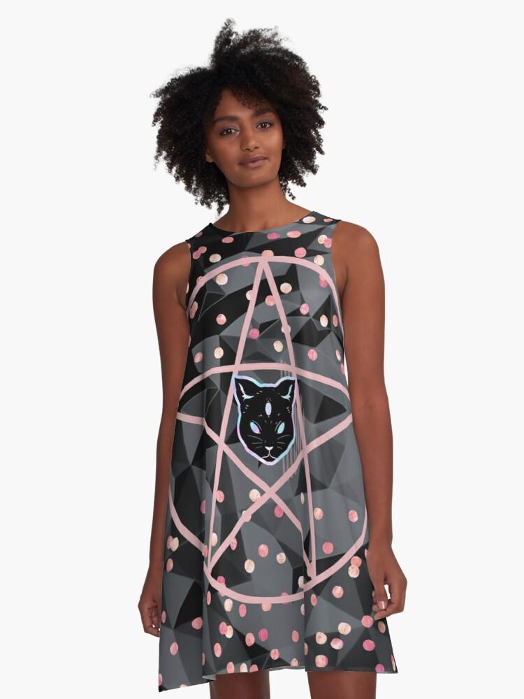 pretty girly designs modern teen witch fashion trends