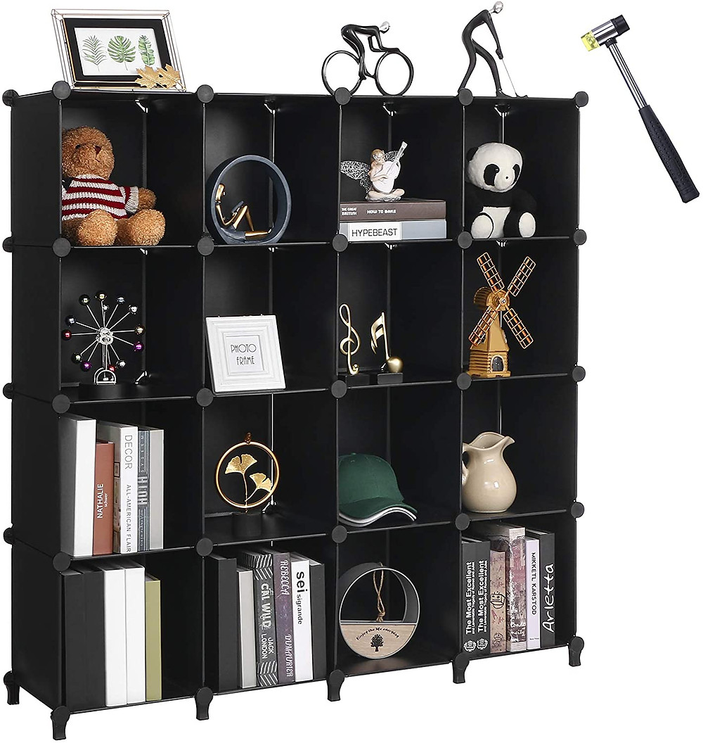 small bedroom storage cubes budget